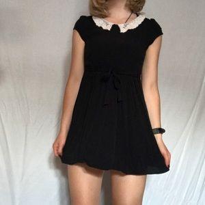 Wednesday Addams Little Black Dress